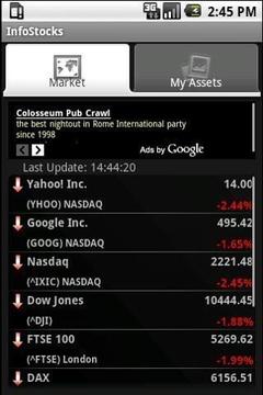 股市实时数据