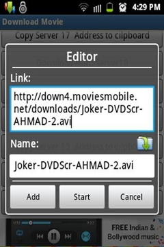 Any Movie Downloader