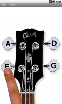 Easy Bass Tuner