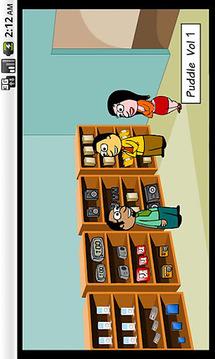 Retail Comics