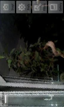 Distorted Camera
