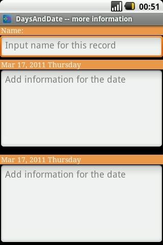 日期计算DaysAndDate