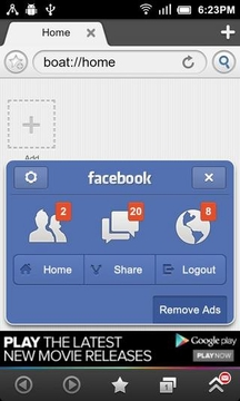 Facebook Add-on