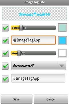 图片标签添加器