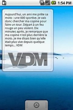提示VDM