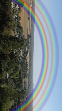 Double Rainbow Camera