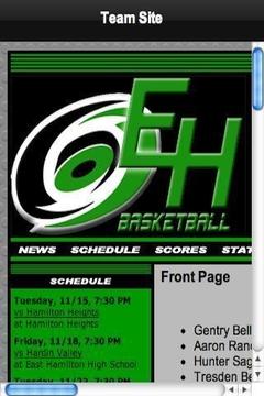 EH Basketball