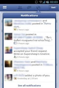 脸谱网FBTouch