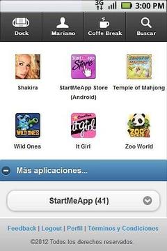 StartMeApp Store