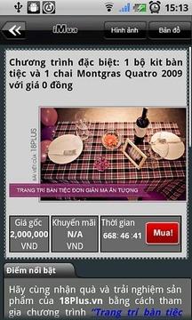 iMua - Vina Deal