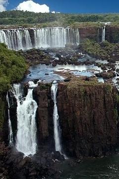 瀑布及大自然图片