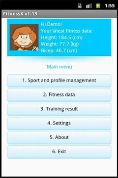 FitnessX Pro