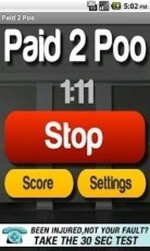 Paid 2 Poo