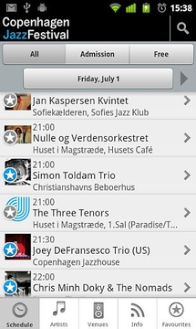 Copenhagen Jazz Festival 2011