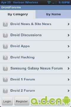 Droid论坛