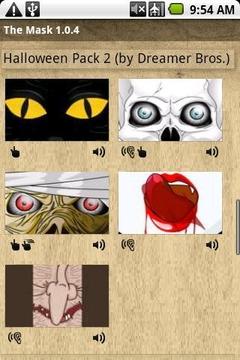 万圣节面具包 2