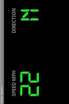Simple Speedometer