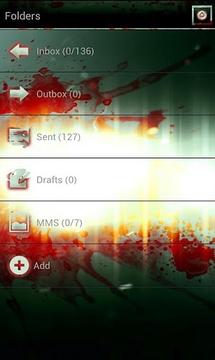 Zombie ICS GO SMS