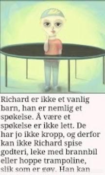 Det spøker for Richard - DEMO