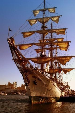 船和海壁纸