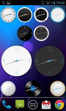 模拟Q时钟