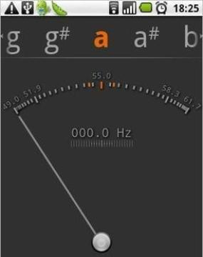 gStrings 调音器