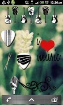 Music Sticker Pack