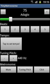 Tiny Metronome