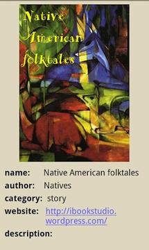 Native American Folk Tales