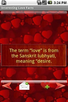 Interesting Love Facts
