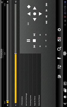 流媒体播放器远程控制器