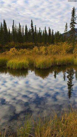 加拿大风景壁纸
