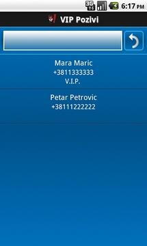 VIP Pozivi