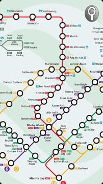 新加坡地铁路线