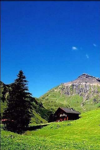 首页 应用中心 美化手机 瑞士风景壁纸