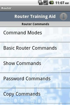 Router Commands