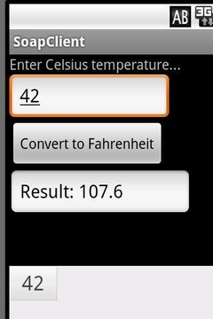 Celsius Soap Client