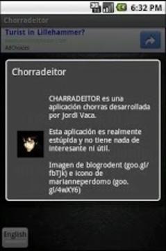 Chorradeitor