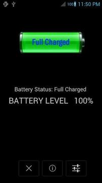 Battery Charging Status