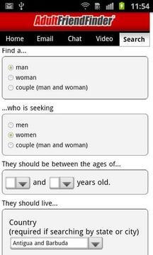 Adult FriendFinder