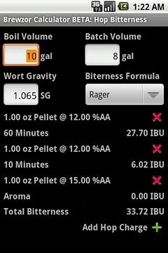 Brewzor计算器测试版