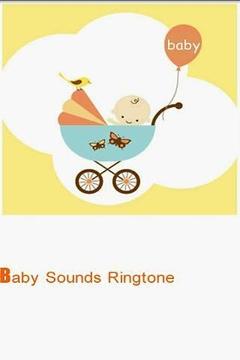 滑稽的婴儿声音铃声