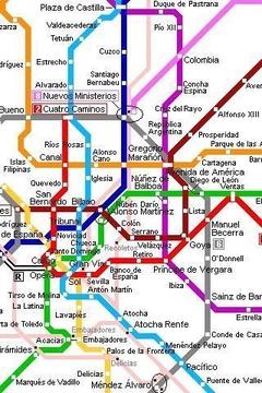 Europe metro