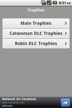 HG : Batman Arkham City