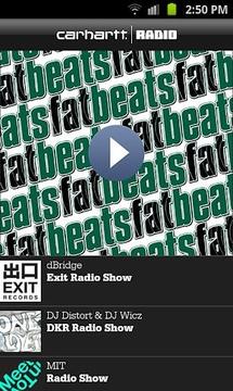 Carhartt Radio