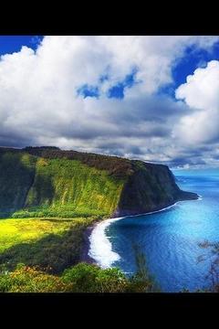 美国风光:夏威夷