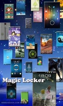 Iphone主题-魔力锁屏