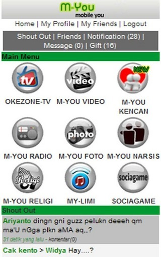 M-You Launcher