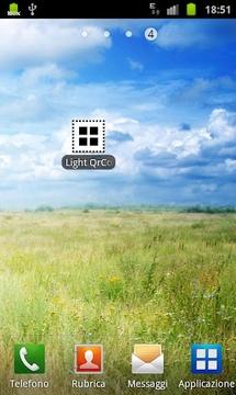 Light QrCode Reader