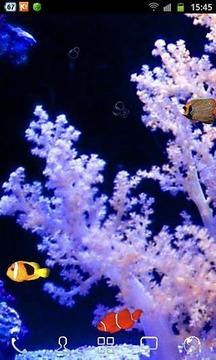 水族馆3D的LWP